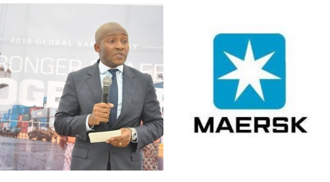 The Managing Director of MAERSK, Gildas Tohouo And Wife Are Reportedly Dead