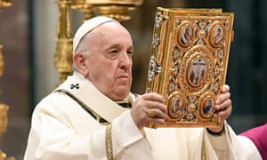 Pope Francis Sets Special Day To Honor, Study and Share The Bible