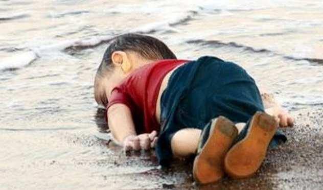 Top 5 Heart Breaking Pictures Of Suffering Children Ever Taken