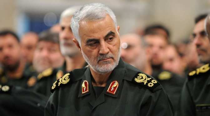 Iran President tells US To Expect Revenge Over Killing Of  Their Commander