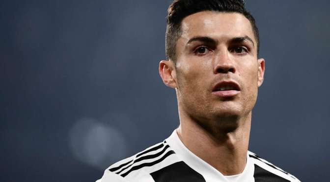 Cristiano Ronaldo Nets Hat-Trick As Juventus Defeat Cagliari
