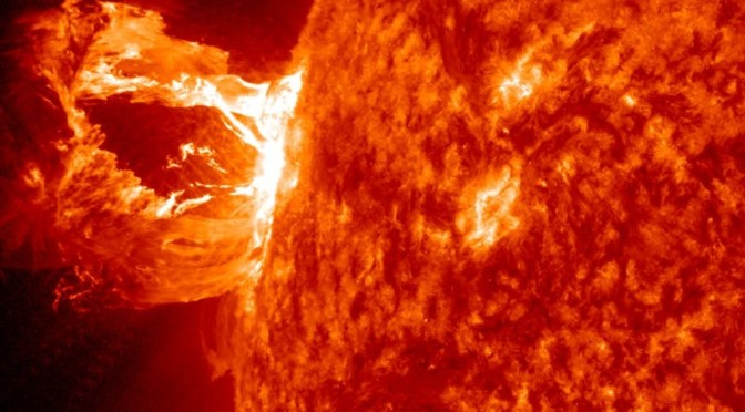 Beware!! 7 Scary Things That Will Happen If The Sun Dies