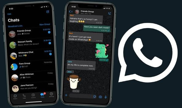 How to get dark mode in WhatsApp for Android right now